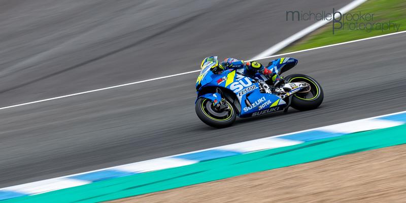 Moto GP Testing season 2020