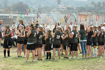Girls Junior Lacrosse of Poway 2006
