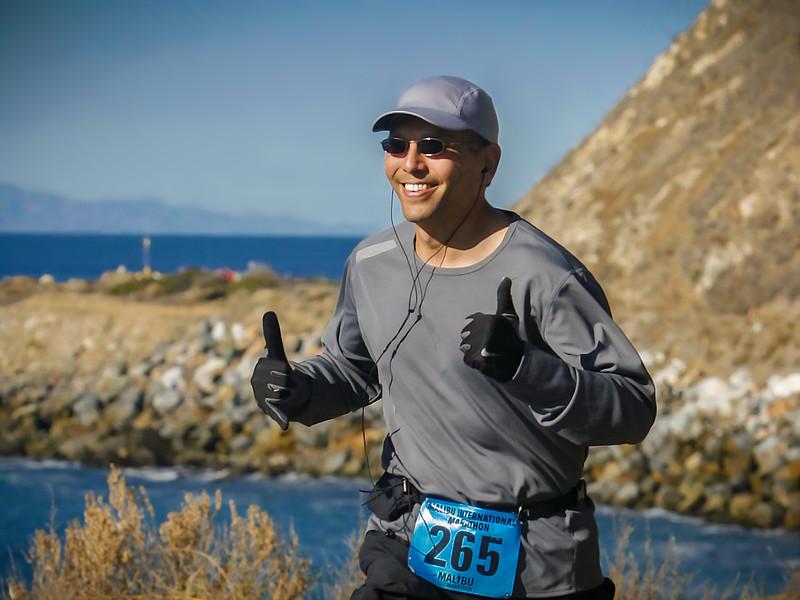 2012 11/11: Malibu Marathon