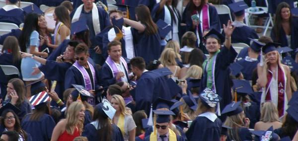 Christians College Graduation 2017
