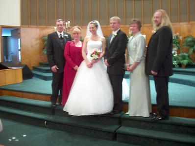 2005 - April Justin & Tia Wedding