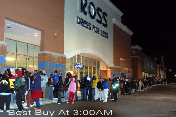 Black Friday 2007 St. Mary's County, MD