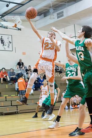 Buckeye Basketball 16-17