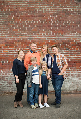 Lowder Family 2018