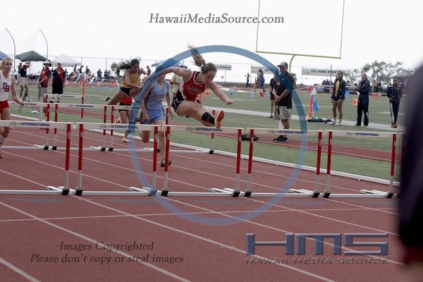 Girls 100m High Hurdles 5-9-14