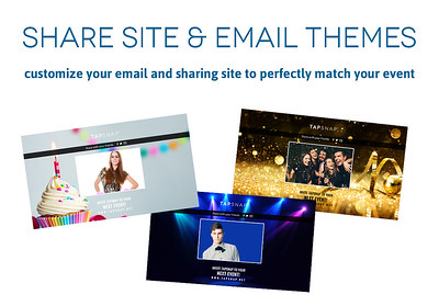 Sharing Site & Email Themes