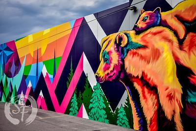 Denver, Colorado Street Art