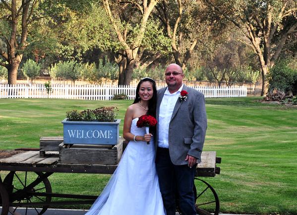 Tim & Phon's Wedding
