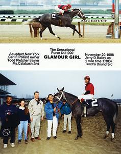 GLAMOUR GIRL - 11/20/1998