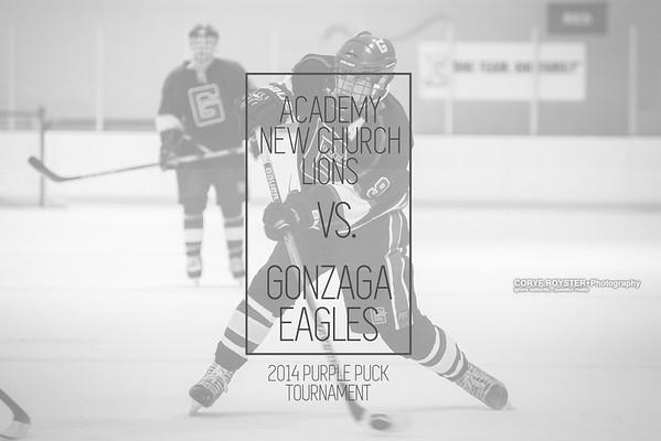 Gonzaga (DC) vs Academy New Church (PA)