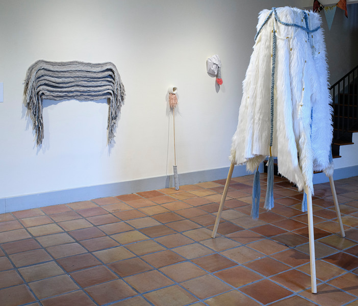 Laura Mongiovi, installation view