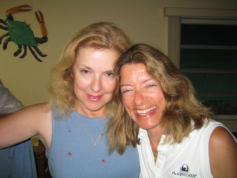 Melinda & Carole
