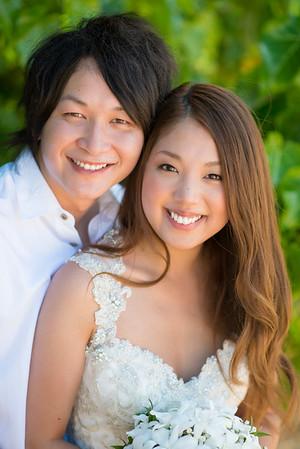 Congratulations Yan & Ayano!