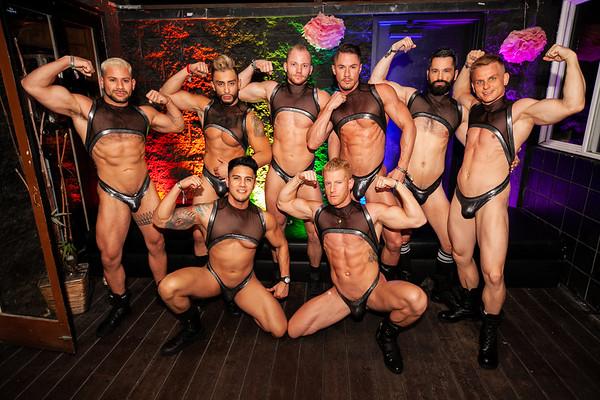2018-07-15 - Spin - UNITE! Pride 2018 Masterbeat The Club