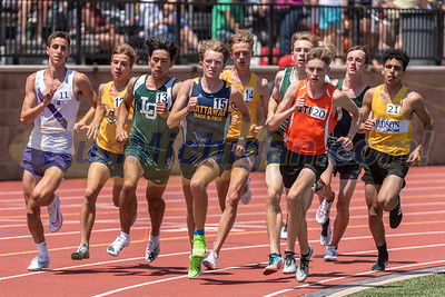 1600 M Boys Gallery 1 - 2021 MHSAA LP T&F Finals - DIVISION ONE