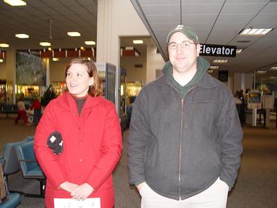 January 5, 2008 (8:05 & 9:30 AM) 2 flights