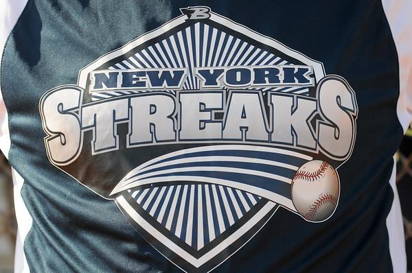 New York Streaks vs Huffman Electric