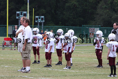 DOTSON'S DAWGS VS TIGERS 9-17-11