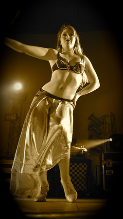 Music City Burlesque 2012