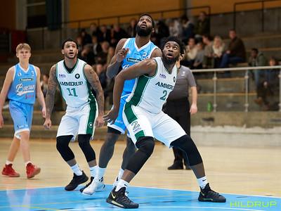 Bærum Basket - Ammerud Basket, 20.1.19