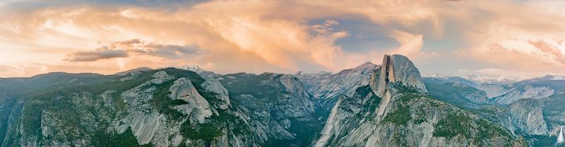 Yosemite Panoramic