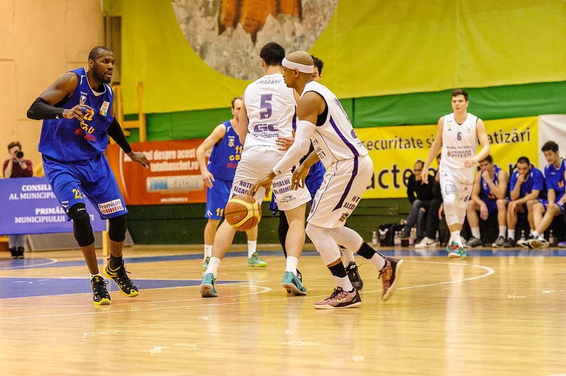 A balanced game hard won by BCMU . Final score 75-74 for BCMU