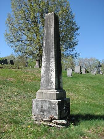 Elias Dickey Grave