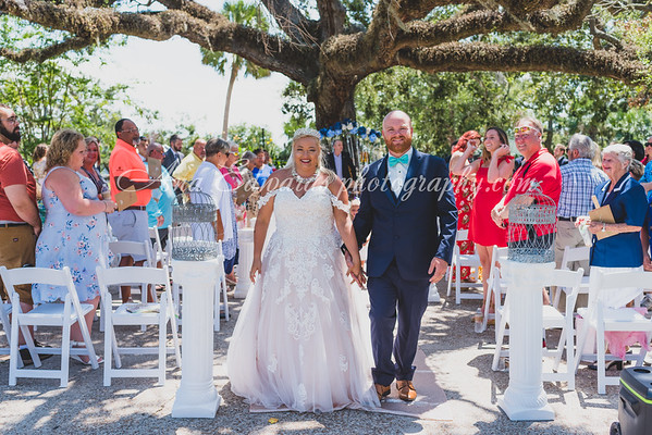 Mr. and Mrs. Jones.  Oaks by the Bay  |  Panama City