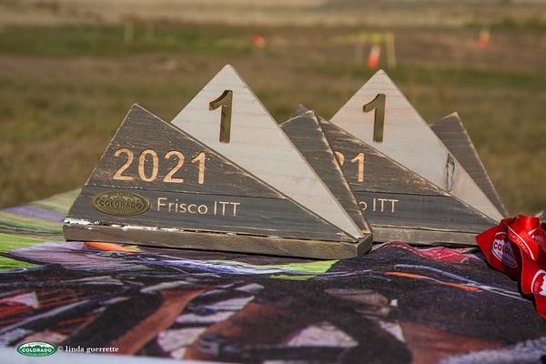 2021 Yampa Region - Eagle Haymaker XC Race - Podium