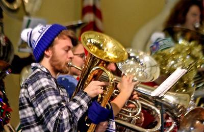 The 44th annual Tuba Christmas performance - December 9, 2018