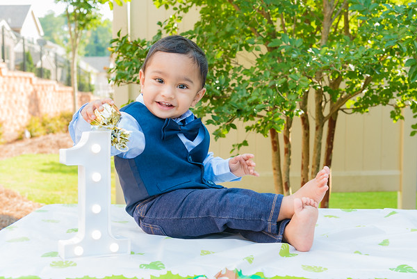Sitaram First birthday - Cary, NC
