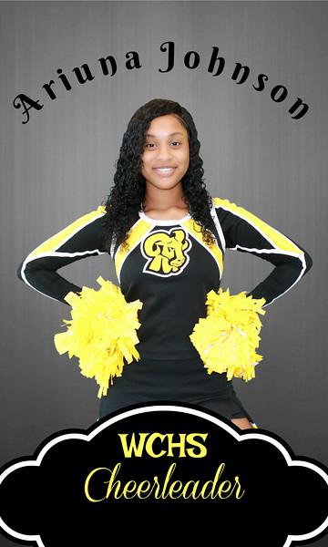 WCHS Spirit Cheer | 18-19