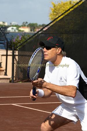 Mar A Lago Tennis Semi Finals - February 6th & 7th, 2010
