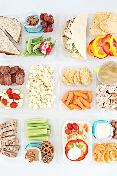 School Lunch Tips & Tricks