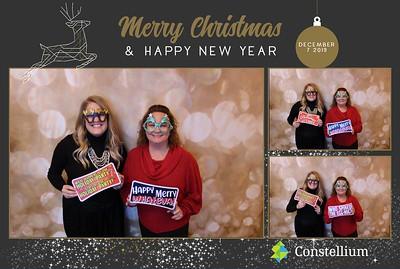 Constellium Christmas Party
