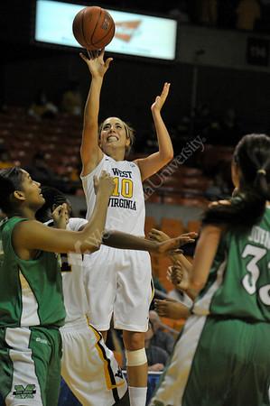 27351 - Women's Basketball vs. Marshall