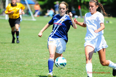 Madeline's Soccer Game. Youth Soccer