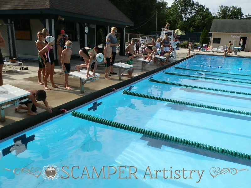 FT Frogs Inter-squad Meet, July 16, 2015