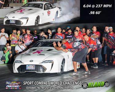 Sport Compact World Challenge 2015