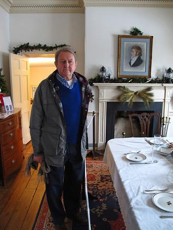 Fred at Beall Dawson Jan2014