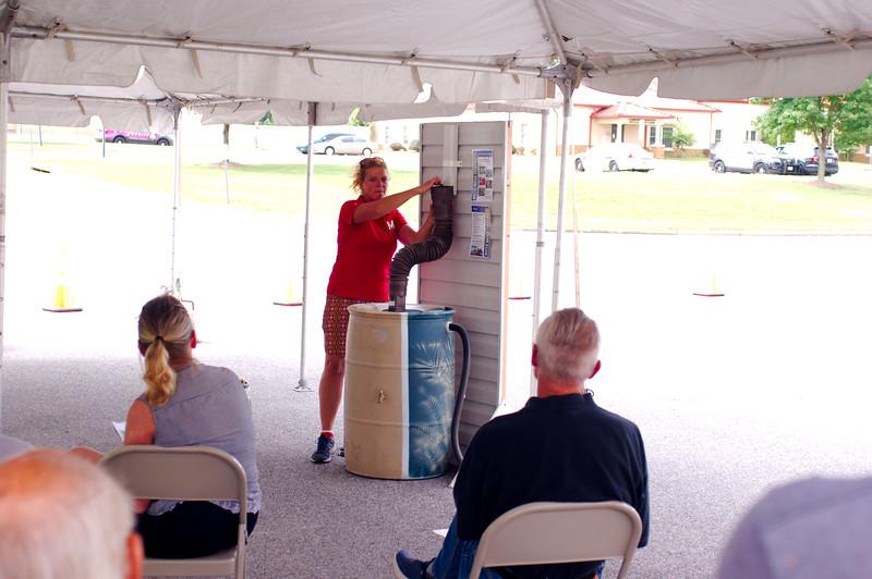 Rain Barrel and Composting Workshops 2021