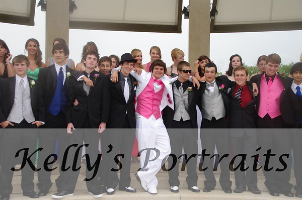2010 Prom ~ Photos at the river
