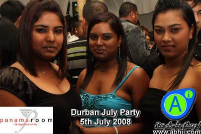 Panama Room - 5th July 2008