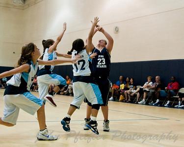 5th Grade SF Lady Jaguars vs PBG Starzz Saturday JCCMP