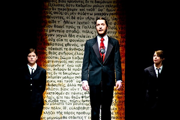MHS Theater 2014 - Oedipus Rex