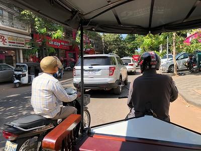 Angkor: Tuk Tuk Ride