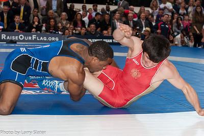 74kg Jordan Burroughs (USA)