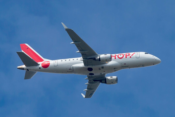 F-HBXJ - Embraer 170