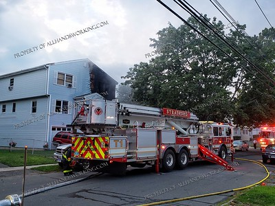 Dwelling Fire - 313 Columbus Ave, Stratford, CT - 8/28/20