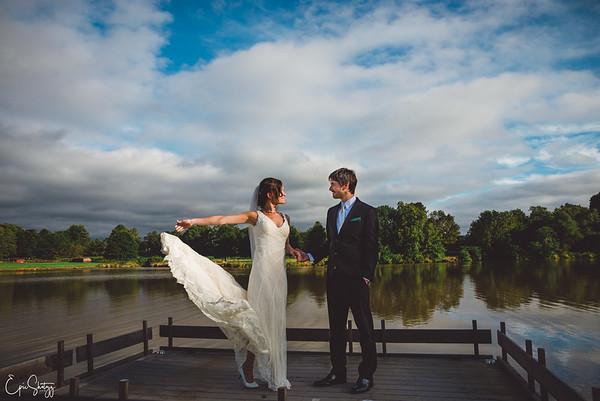KATHERINE & TOM WEDDING